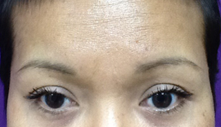Have hit asian permanent makeup